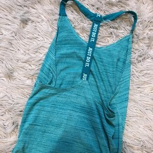 Brand new never worn Nike just do it tank